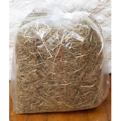 Hay, 1/2 Bale, Approx 12kg