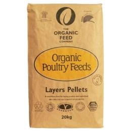 Layers Pellets, Organic,...