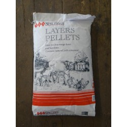 Layers Pellets, Spillers, 20kg