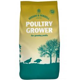 Grower Pellets, D&H, 5kg