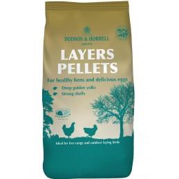 Layers Pellets, D&H, 5kg