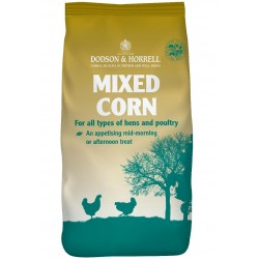 Mixed Corn, D&H, 5kg