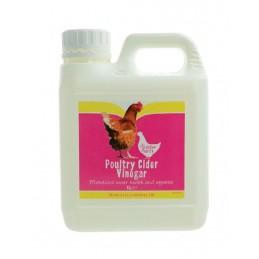 Poultry Cider Vinegar, 1ltr