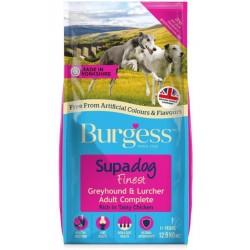 Burgess Greyhound &...