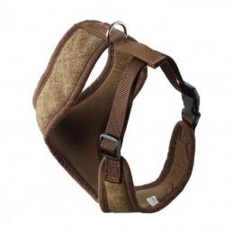 Harness - Brown Tweed, Large