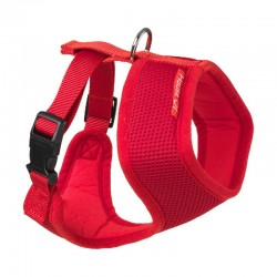 Harness - Red, Large