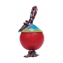 "Jolly Ball, Dog, Red 8"""