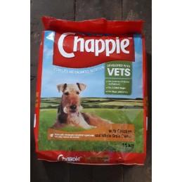Chappie Complete Chicken, 15kg