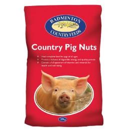 Pig Nuts, Badminton, 20kg