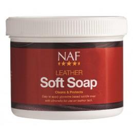 NAF Leather Soft Soap, 450g