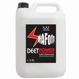 NAF OFF Deet Power, 2.5ltr